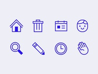 some admin icons