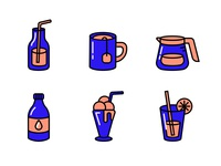 beverages iconset