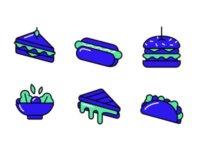 food iconset