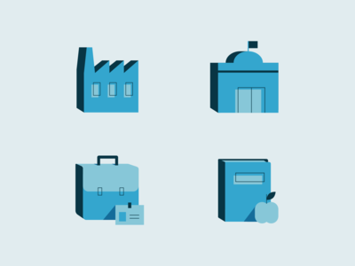 retirement calculator icons