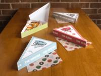 Portfolio- By The Slice Box Design