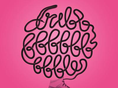 Dribbble Laces