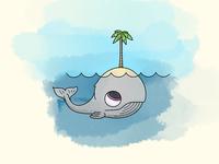 The Birth of an Island