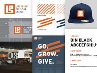 Lifepointe Church Brand Identity