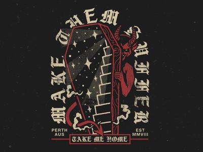 Make Them Suffer-Take Me Home
