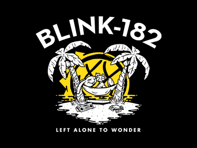 BLINK-182 - Left Alone