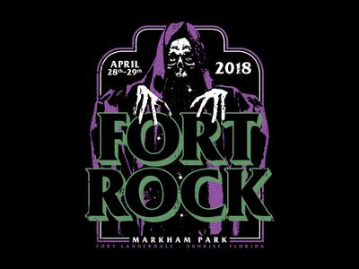 Fort Rock - Reaper