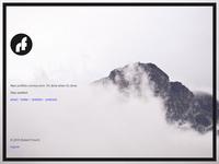 rf temporary page