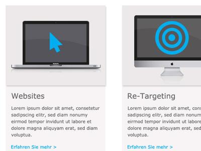 media agency landingpage webdesign landingpage agency minimal