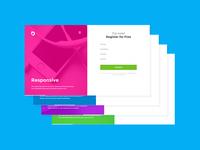Duos - Multipurpose HTML5 Landing Page