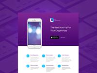 OLA - Multipurpose App Landing Page