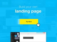 Select - Landing Page Set with Page Builder