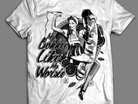 LekkerManLekker T-shirt Concept3