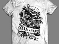 LekkerManLekker T-shirt Concept5