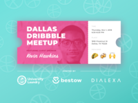 Dallas Dribbble Meetup Nov. 1!