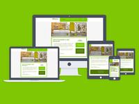 Screen Design & Front End Dev