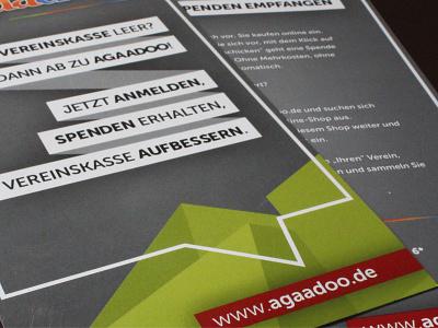 Promotion Flyer grafikdesign flyer branding