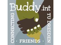 buddy int. logo brand