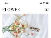 Flower s home page