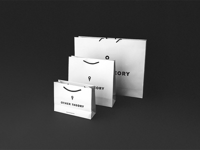 Other Theory Shopping bags