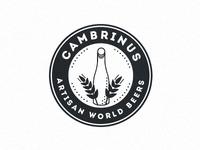 Cambrinus beers logo