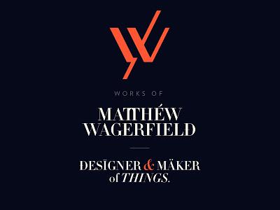 Wagerfield Splash Screen logo branding
