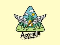 Ascendio Logo Art