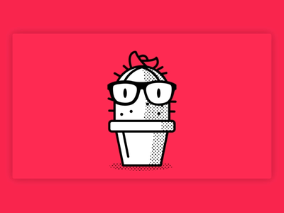 fakeit.digital - Character illustration character agency design gif clean vector websitedesign digital interactive ux ui illustration animation