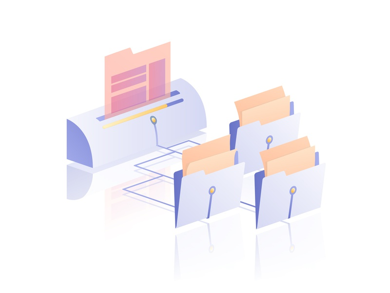 Web page building ui vector web illustration isometric web page