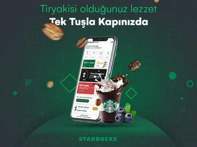 Starbucks App Design