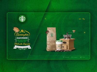 Starbucks introduction Web