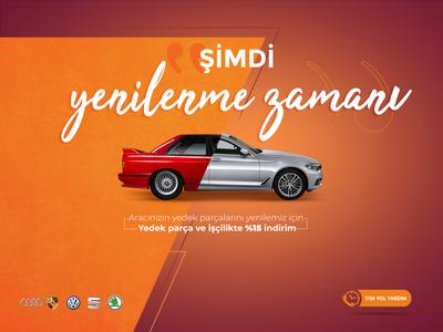 Vehicle Renewal Social Media