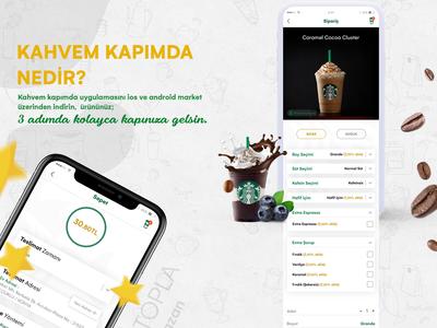 Kahvem Kapimda App