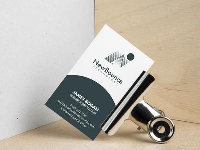 Newbounce Business Card