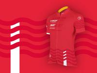 Trek Sports Team jersey