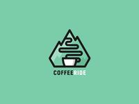 New CoffeeRide logo