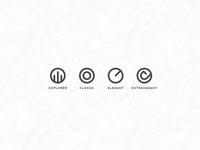AWAKEN icon set