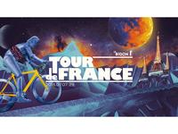 Tour de France illustration