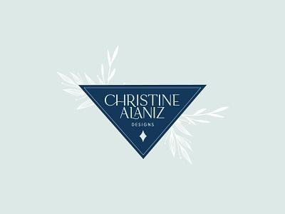 Christine Alaniz Designs | Jewelry Branding branding jewelry branding art deco branding