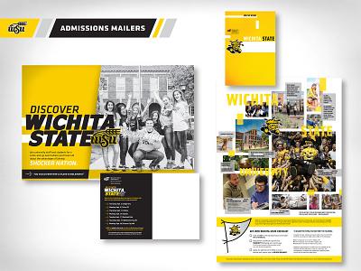 WSU enrollment mailers
