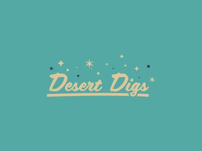Desert Digs