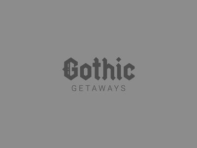 Gothic Getaways