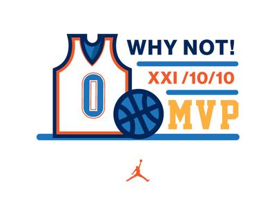 MVP Russell Westbrook