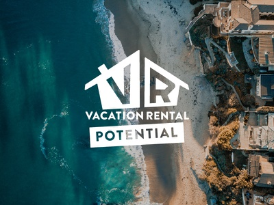 Vacation Rental Potential Logo. vacation ae travel airbnb homeaway vacation rental vrp