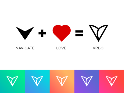 VRBO Rebrand Concept 1 Breakdown