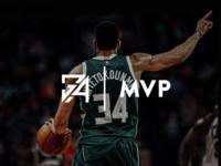 Giannis Antetokounmpo MVP