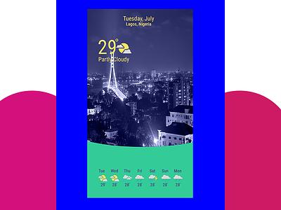 Daily Ui 003 daily ui app mobile app andoid app ios android ui product design