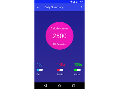 Daily Ui 013 health app adobe xd xd adobexd daily ui app mobile app andoid app android ui product design