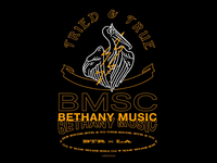 Bethany Music Merch