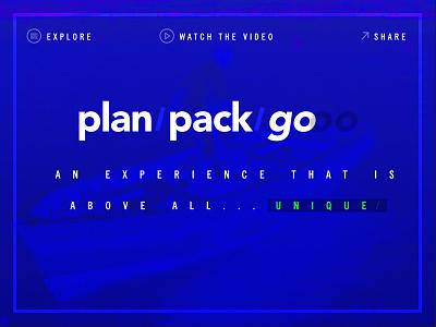 Ultimoparaiso Project ios typography grid minimalism development design innovation website